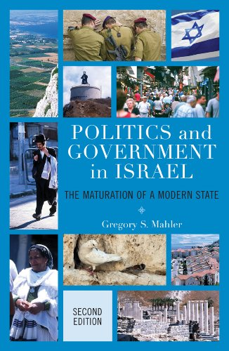 Politics and Government in Israel The Maturation of a Modern State 2nd 2011 edition cover