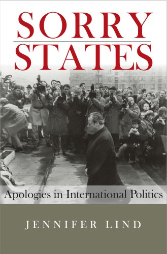Sorry States Apologies in International Politics  2010 edition cover
