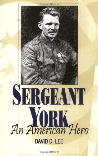Sergeant York An American Hero  1985 edition cover