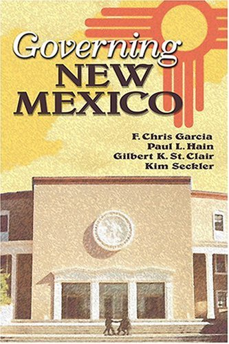 Governing New Mexico   2006 edition cover