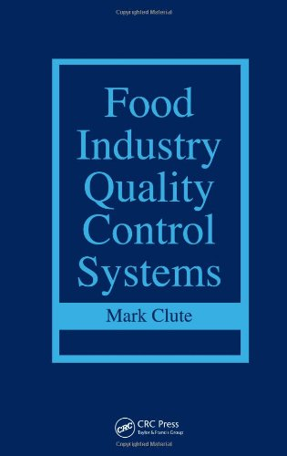 Food Industry Quality Control Systems   2008 edition cover