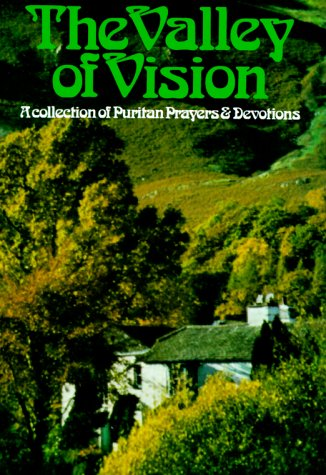 Valley of Vision  1975 (Reprint) edition cover