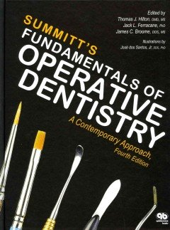 Fundamentals of Operative Dentistry: A Contemporary Approach  2013 edition cover
