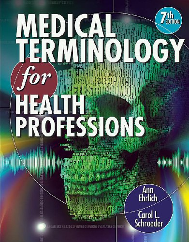 Medical Terminology for Health Professions  7th 2013 9781111543280 Front Cover
