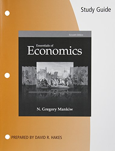 Essentials of Economics  7th 2015 (Revised) 9781285864280 Front Cover