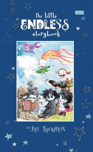 Little Endless Storybook   2004 (Revised) 9781401204280 Front Cover