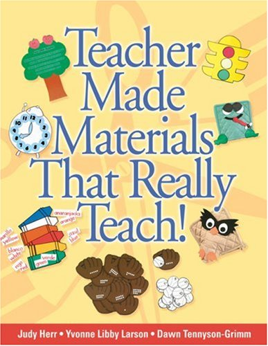Teacher Made Materials That Really Teach!   2004 edition cover