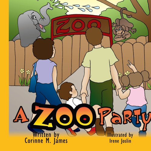 Zoo Party  2008 edition cover
