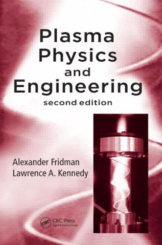 Plasma Physics and Engineering  2nd 2011 (Revised) edition cover