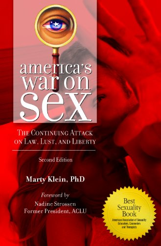 America's War on Sex The Continuing Attack on Law, Lust, and Liberty 2nd 2012 (Revised) edition cover