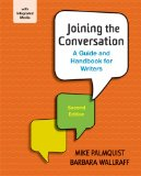 Joining the Conversation: a Guide and Handbook for Writers  2nd 2014 edition cover