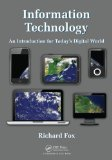 Information Technology An Introduction For Today's Digital World  2013 edition cover