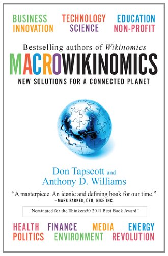 Macrowikinomics New Solutions for a Connected Planet  2012 edition cover