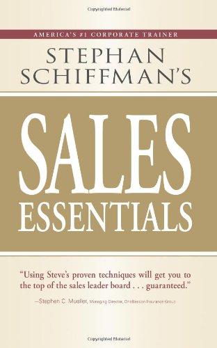 Sales Essentials   2008 edition cover