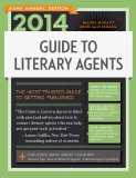 2014 Guide to Literary Agents  23rd 2013 edition cover