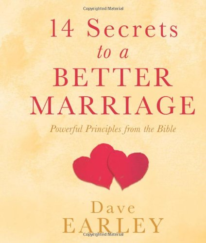 14 Secrets to a Better Marriage Powerful Principles from the Bible N/A edition cover