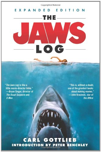 Jaws Log   2012 9780062229281 Front Cover