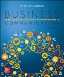 Business Communication Developing Leaders for a Networked World 2nd 2016 edition cover