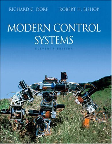 Modern Control Systems  11th 2008 edition cover