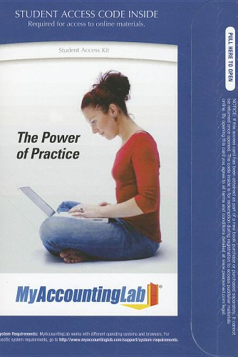 Financial and Managerial Accounting  3rd 2012 9780132759281 Front Cover