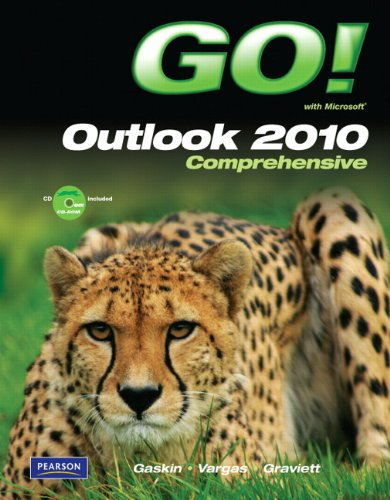 GO! with Microsoft Outlook 2010 Comprehensive   2012 (Revised) edition cover