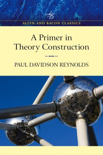 Primer in Theory Construction   2006 edition cover