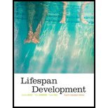 Lifespan Development  4th 2012 9780205754281 Front Cover