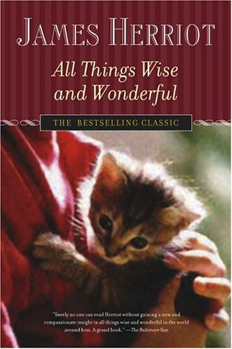 All Things Wise and Wonderful  N/A 9780312335281 Front Cover