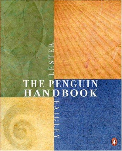 Penguin Handbook (MLA Update)   2003 9780321216281 Front Cover