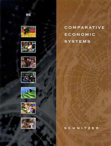 Comparative Economic Systems  8th 2000 edition cover