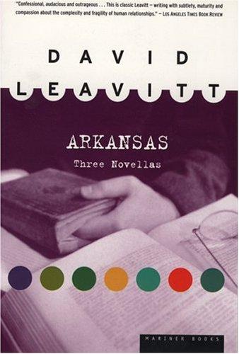 Arkansas Three Novellas  1998 9780395901281 Front Cover