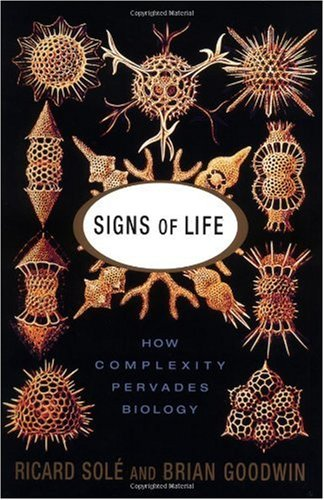 Signs of Life How Complexity Pervades Biology  2001 edition cover
