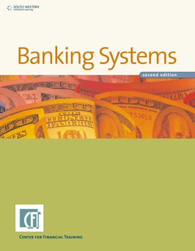 Banking Systems  2nd 2010 9780538449281 Front Cover