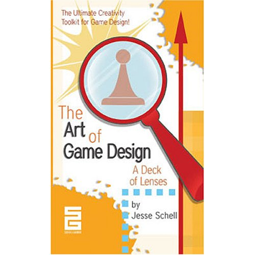 ART OF GAME DESIGN-DECK OF LEN N/A edition cover