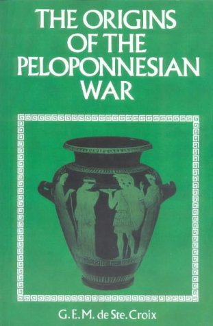 Origins of the Peloponnesian War N/A edition cover