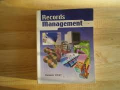 Records Management Student Courseware  2002 9780763814281 Front Cover