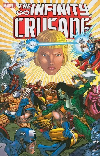 Infinity Crusade   2009 edition cover