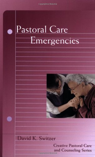 Pastoral Care Emergencies   2000 9780800632281 Front Cover