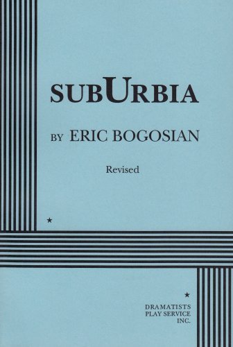 Suburbia The Screenplay of the Film N/A edition cover