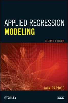 Applied Regression Modeling  2nd 2012 edition cover