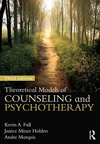 Theoretical Models of Counseling and Psychotherapy:   2017 9781138839281 Front Cover
