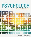 Psychology: Modules for Active Learning 13th 2014 edition cover