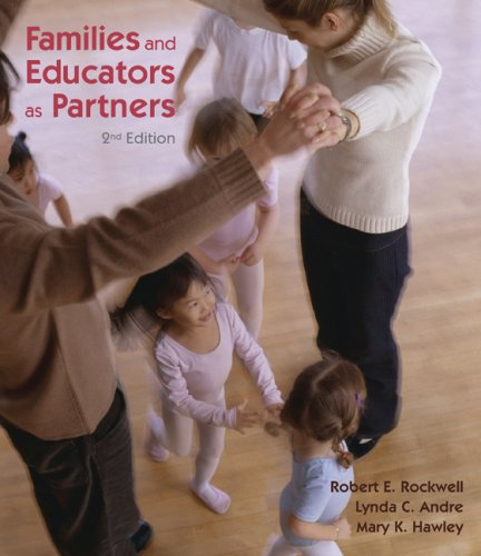 Families and Educators As Partners Issues and Challenges 2nd 2010 edition cover