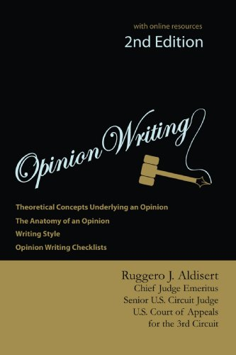Opinion Writing  N/A edition cover