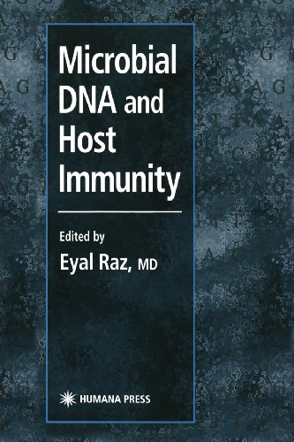 Microbial DNA and Host Immunity   2002 edition cover