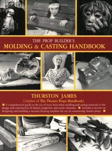 Prop Builder's Molding and Casting Handbook   1989 edition cover