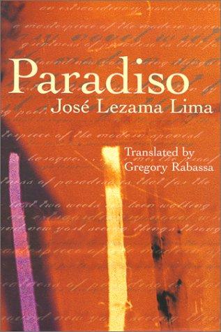Paradiso   2000 (Reprint) edition cover