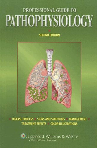 Professional Guide to Pathophysiology  2nd 2007 (Revised) edition cover