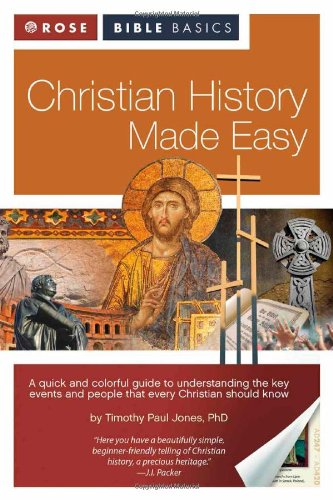 Christian History Made Easy   2017 edition cover