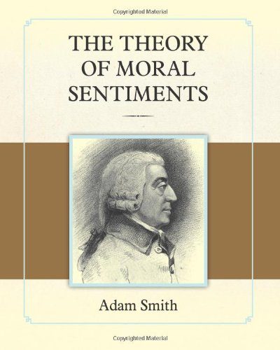 Theory of Moral Sentiments  N/A edition cover